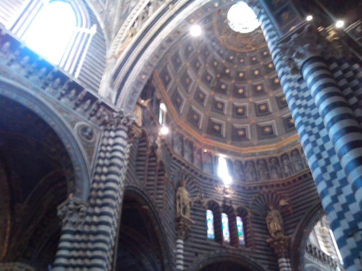 Pasqua 2015 (Duomo di Siena)